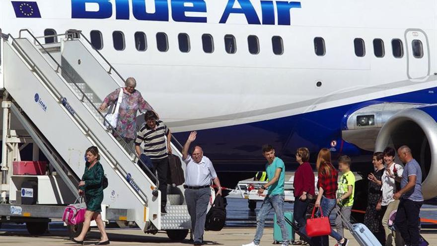 El aeropuerto de Castellón prevé doblar el tráfico hasta los 240.000 viajeros