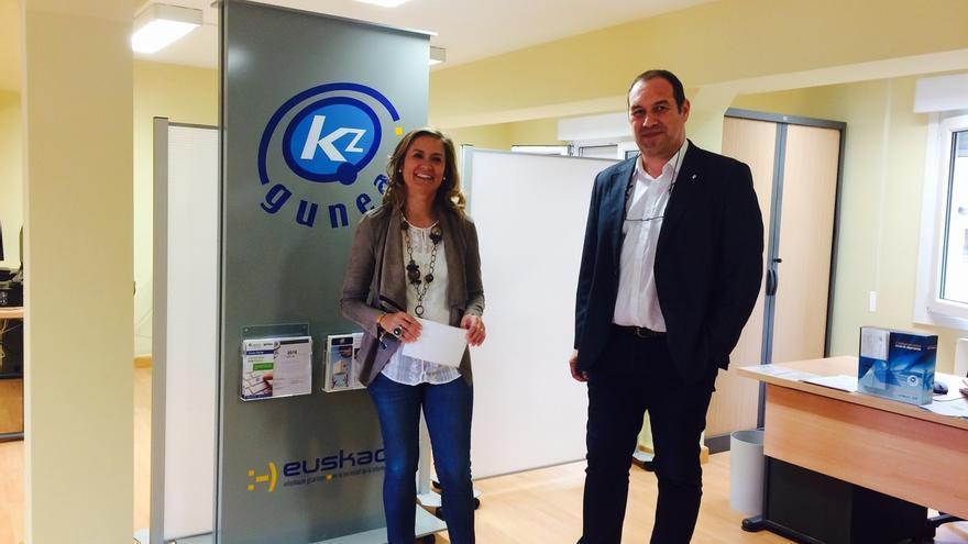 El barrio de Gurutzeta (Barakaldo) inaugura su centro tecnológico Kz-Gunea tras invertir 6.000 euros