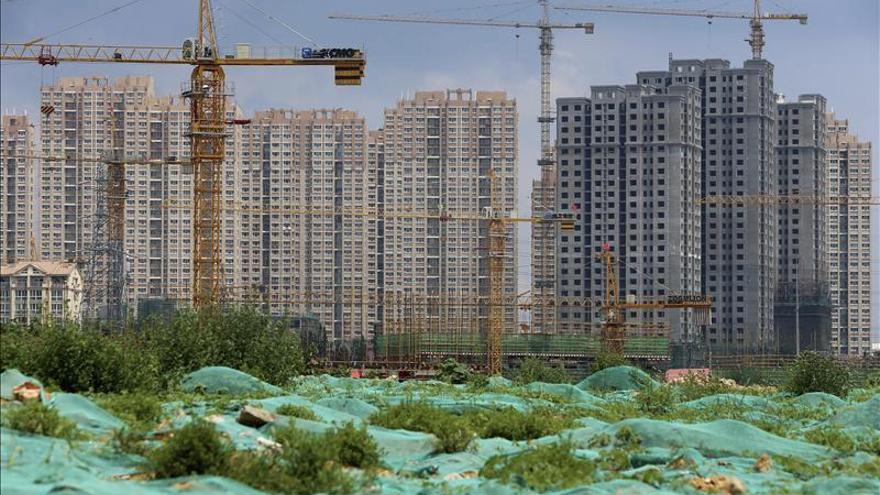 El sector no manufacturero chino sube en noviembre y rompe la tendencia a la baja