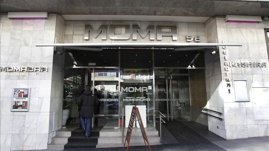 La Policía desaloja la discoteca Moma de Madrid con  1.510 personas, pero autorizado para 298