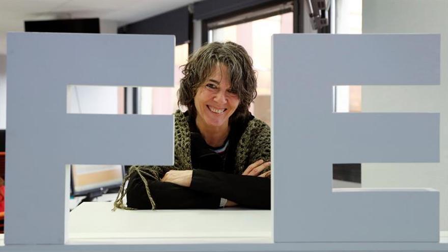 """Flavia Company propone otra vida posible en """"Haru"""", un libro de aprendizaje"""