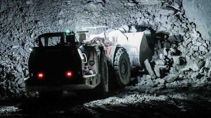 La mina Kankberg, en Suecia, tiene 500 metros de profundidad máxima