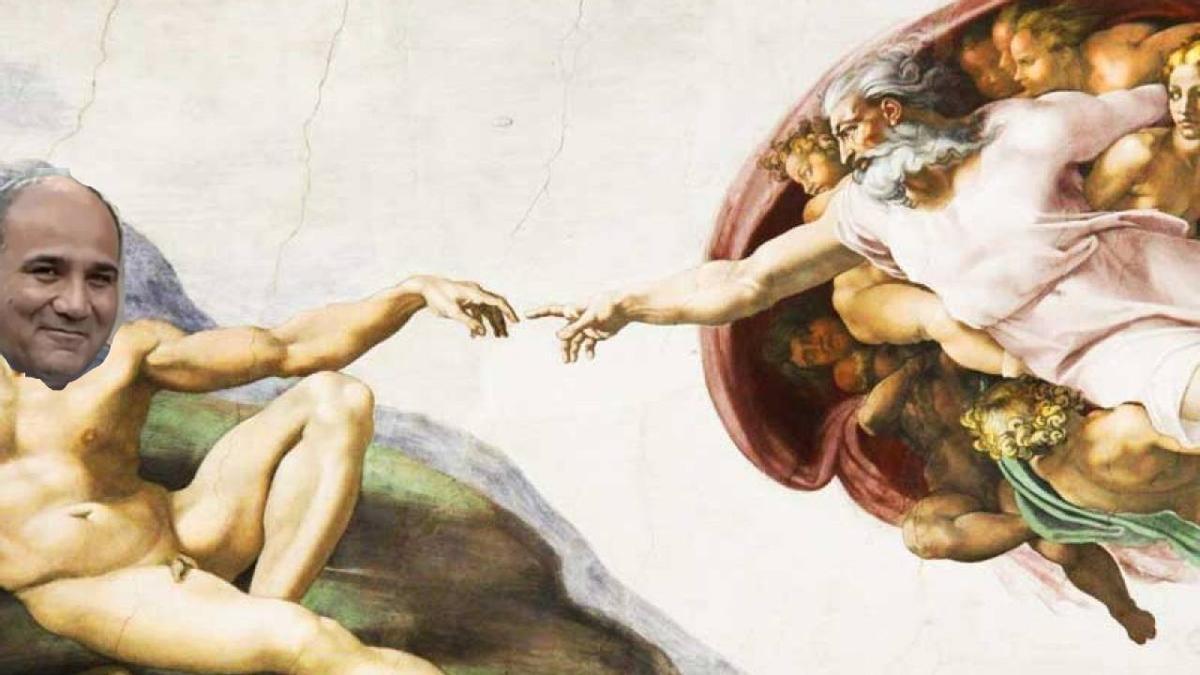 La (otra) mano de Dios - 30/09/2021