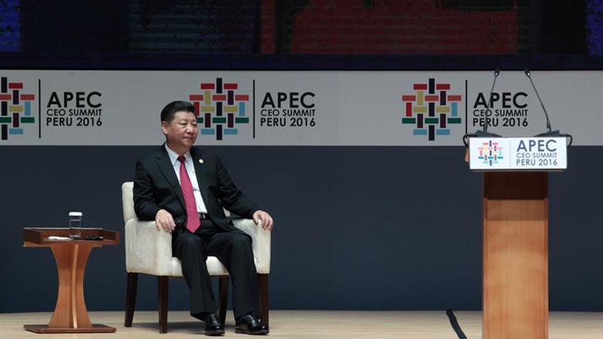 Xi: Construir un área de libre comercio es la estrategia de prosperidad en el APEC