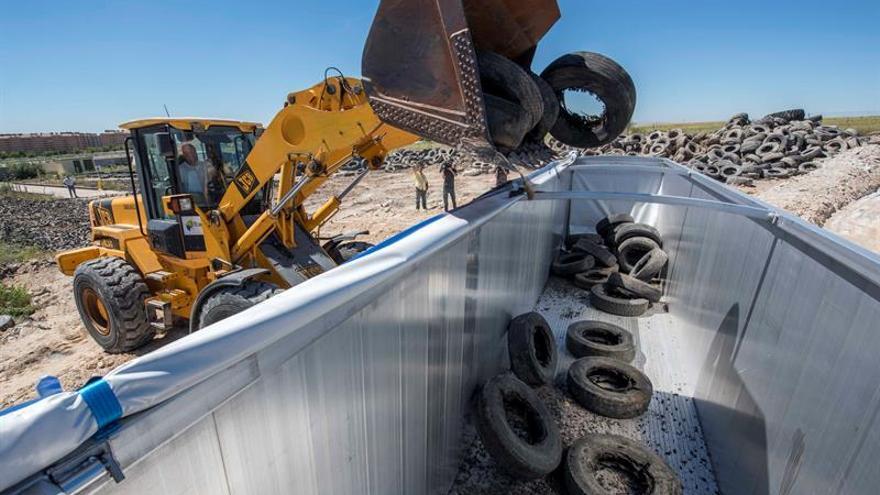 Castilla La Mancha dice que la parcela de Seseña quedará restaurada en 4 o 5 meses