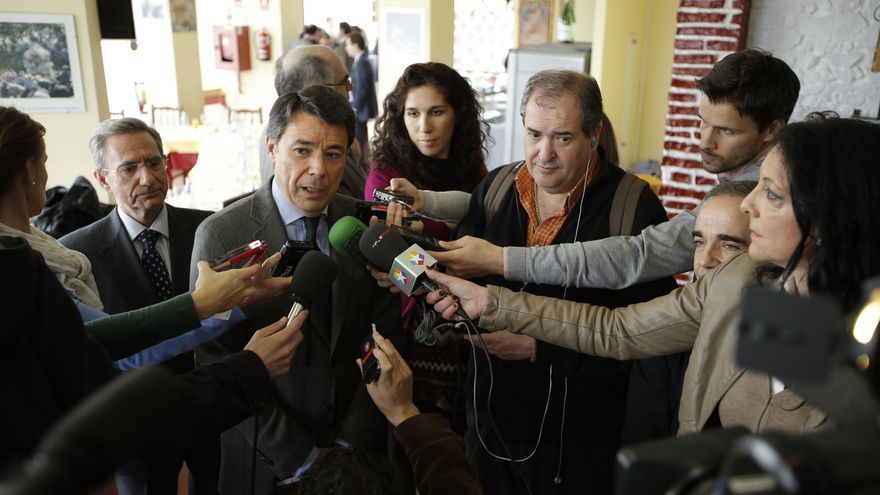 """Ignacio González: """"Quien tiene responsabilidad de Gobierno es Rajoy y a él le corresponde tomar las decisiones"""""""