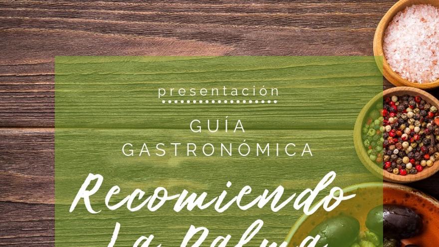 Guía Gastronómica Recomiendo La Palma.