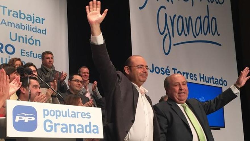 Torres Hurtado y Sebastián Pérez