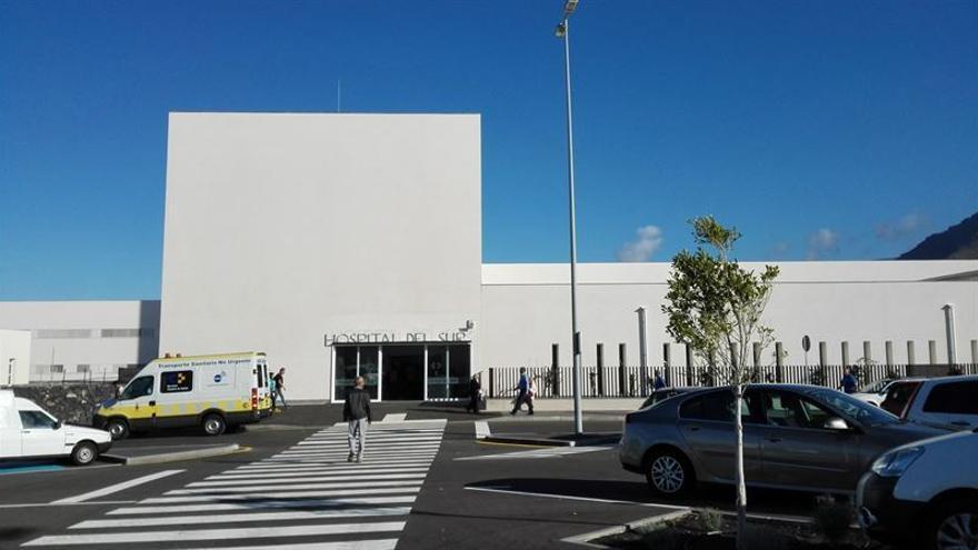 Hospital del Sur de Tenerife / Foto cedida