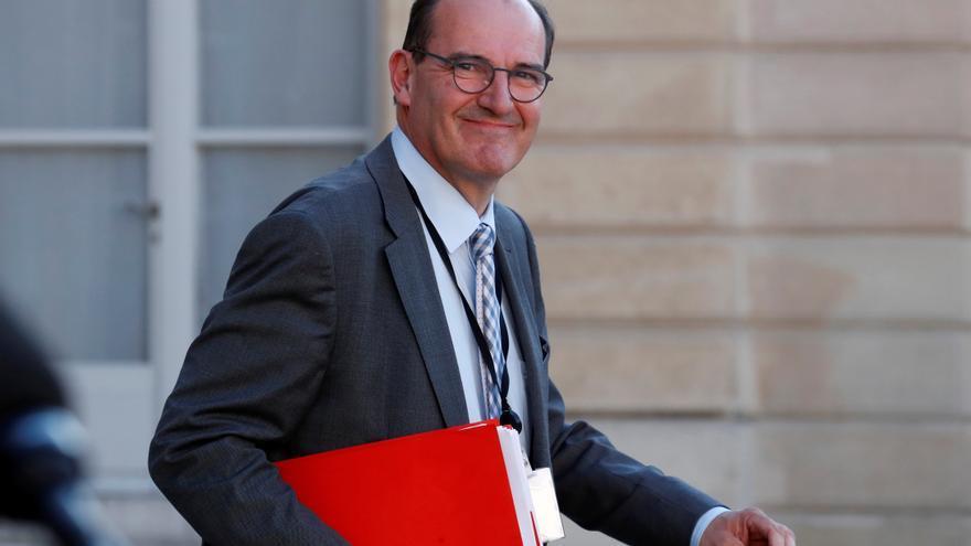El alto funcionario conservador Jean Castex será el numero primer ministro de Francia
