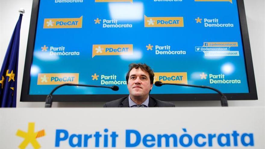 PDeCAT cuenta con Rull, Turull y Forn para las listas europeas y municipales