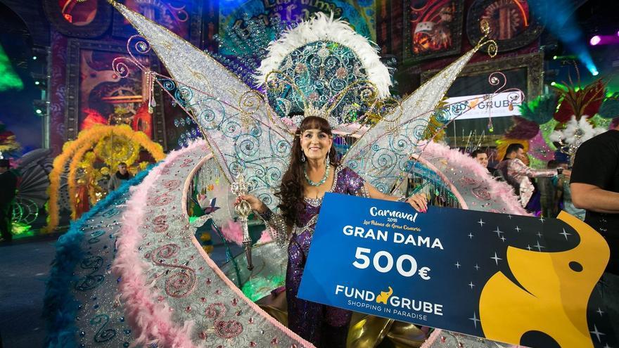 2018 dama tantra en Las Palmas de Gran Canaria
