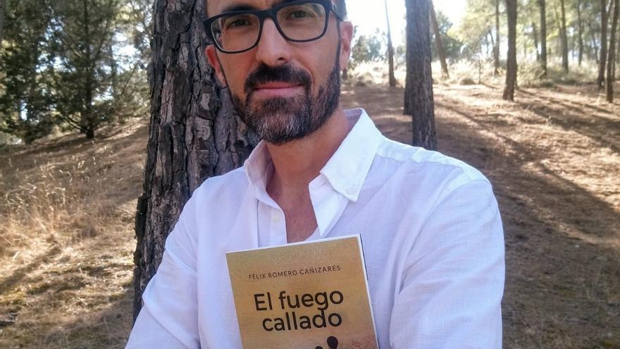 Félix Romero, autor de 'El fuego callado'
