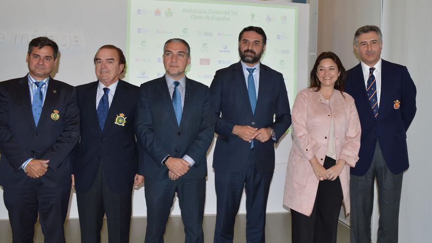 Presentado el Open de España de golf femenino, que se jugará en Málaga