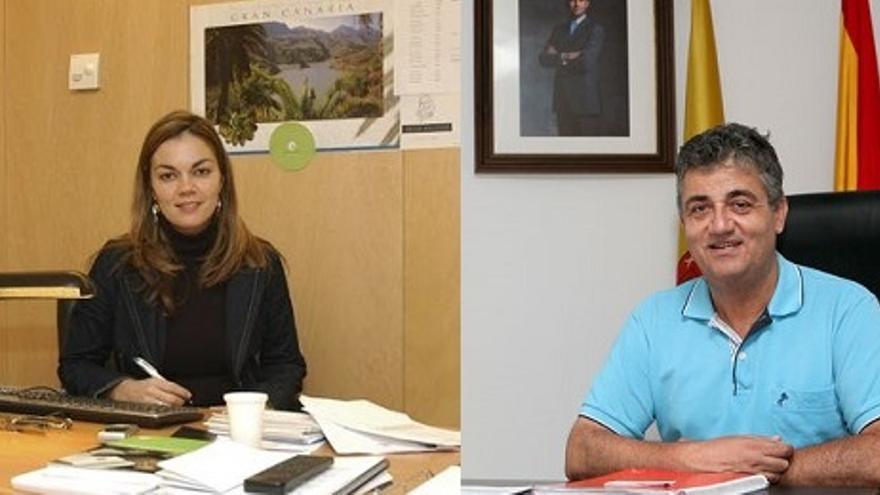 Los candidatos del PSOE-NC por Gran Canaria al Senado