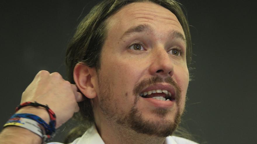 Pablo Iglesias reta a ir a los tribunales a los que ven financiación ilegal en Podemos