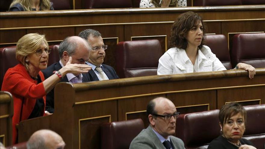"""Tejerina dice que se trabaja """"con máxima agilidad"""" para recuperar la normalidad en las zonas del Ebro"""