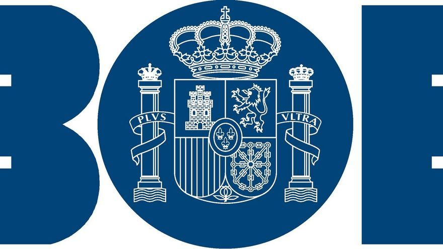 Logotipo del Boletín Oficial del Estado.