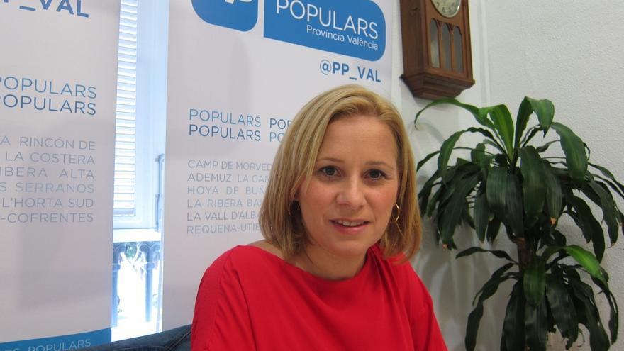 Contelles reitera su intención de optar a liderar el PP de Valencia tras perder Betoret la votación del Congreso