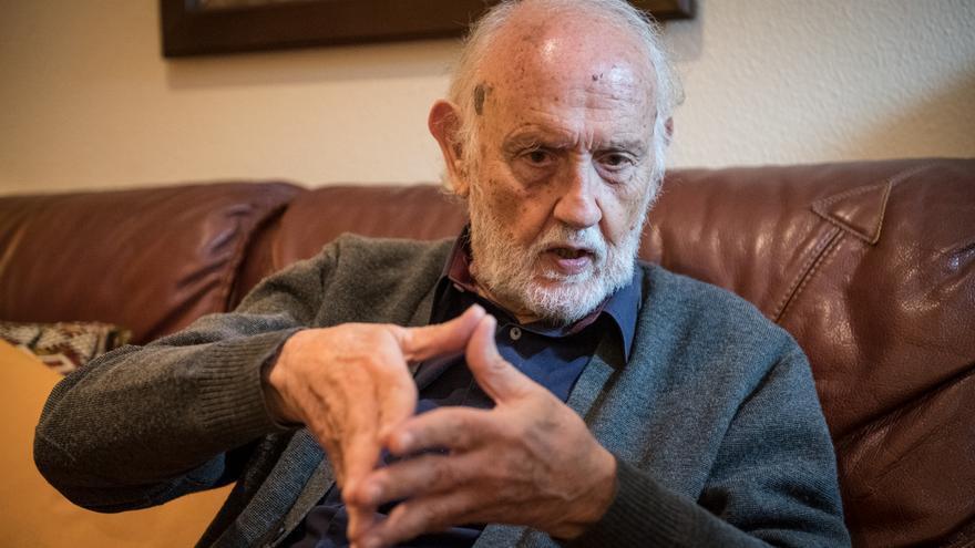 José Maria Mena, en una imagen de archivo
