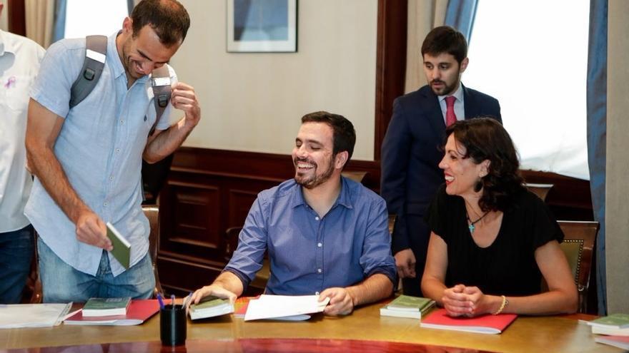 Los diputados andaluces de IU pedirán este miércoles en el Congreso anular la sentencia condenatoria a Blas Infante
