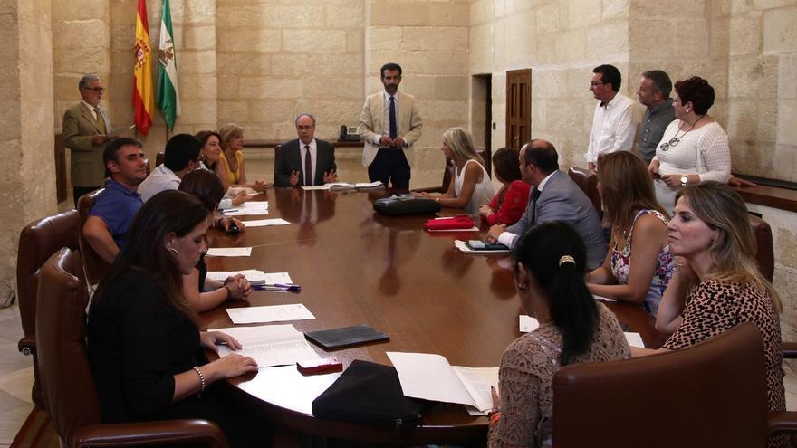 Parlamento aborda el martes la petición de un pleno extraordinario y convalidación del decreto de impuesto de Sucesiones