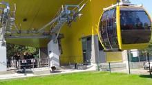 Proyectan la instalación de un teleférico para llevar turistas a un ibón.
