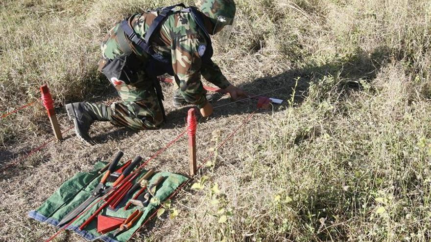 La Conferencia internacional busca el fin de las minas antipersonas