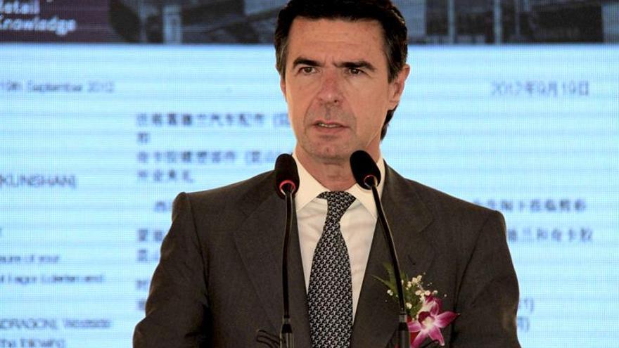 José Manuel Soria, en una imagen de archivo