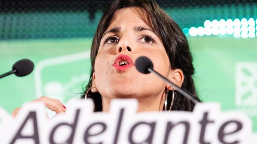 Adelante Andalucía no apoyará ni facilitará la investidura de Ciudadanos