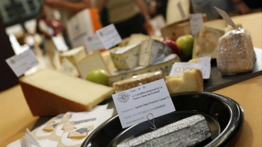De los ganadores de la 'World Cheese Award' #5
