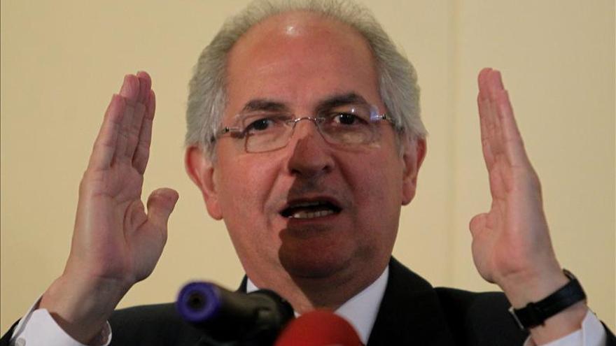 La oposición pide emergencia nacional en Venezuela para combatir la inseguridad