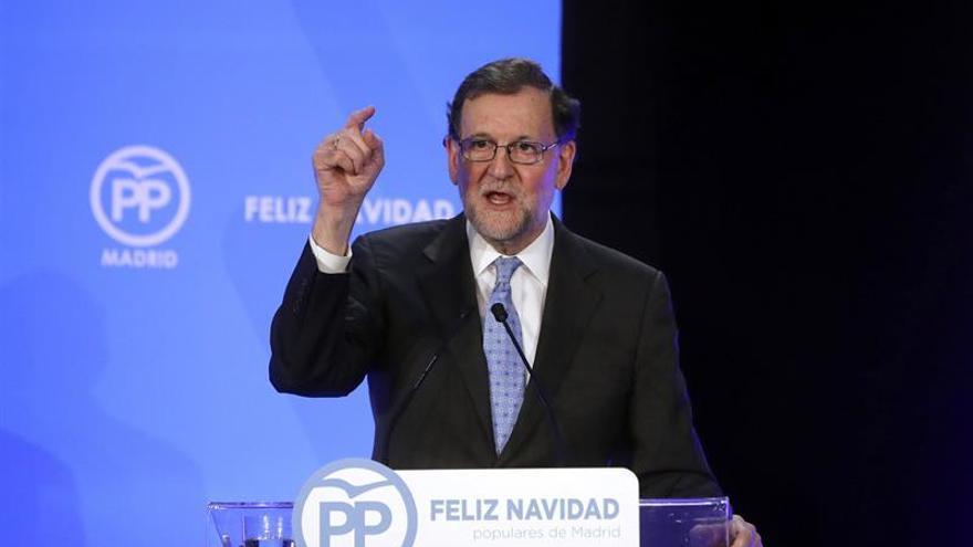 Rajoy valora la decisión del TC y avisa de que nadie puede esperar que se salte la ley