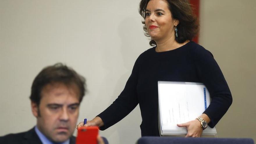 """El Gobierno apuesta por una respuesta """"conjunta"""" contra la corrupción"""