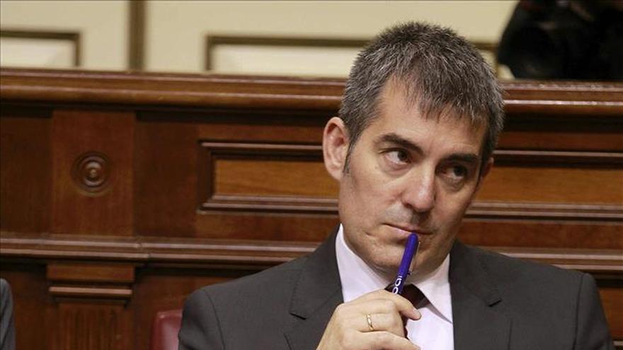 Fernando Clavijo nuevo presidente del Gobierno de Canarias