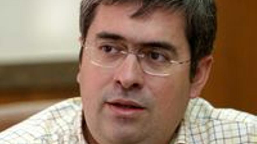 Marco Aurelio Pérez, el que más posibilidades tiene de ser alcalde.