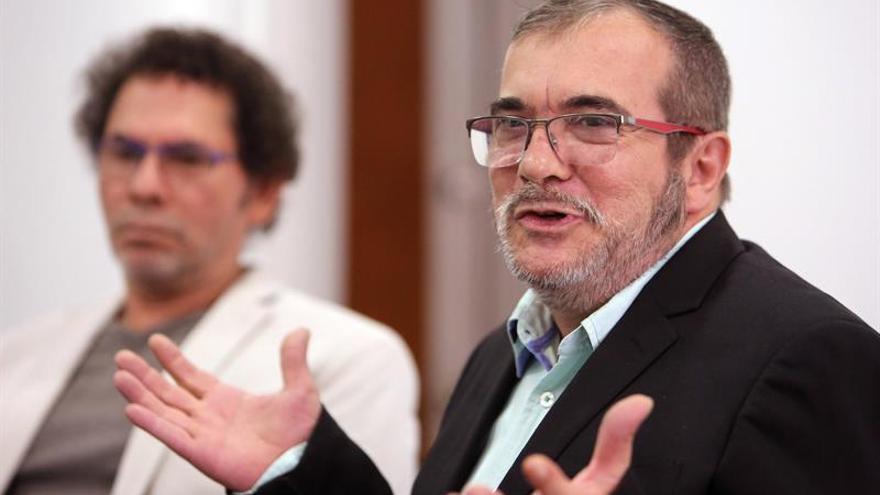 """""""Timochenko"""" cree que la dejación de armas costará muchas vidas a las FARC"""