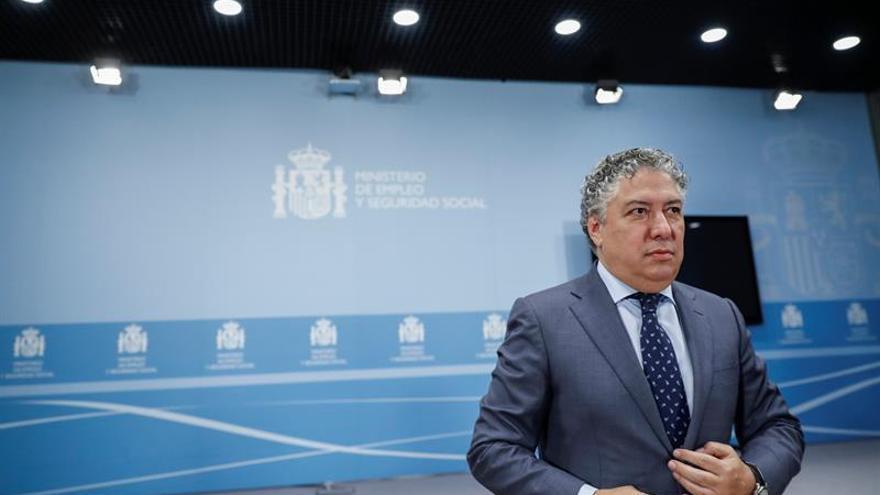 """Burgos comparte """"preocupación"""" por la sostenibilidad de las pensiones y pide consenso"""