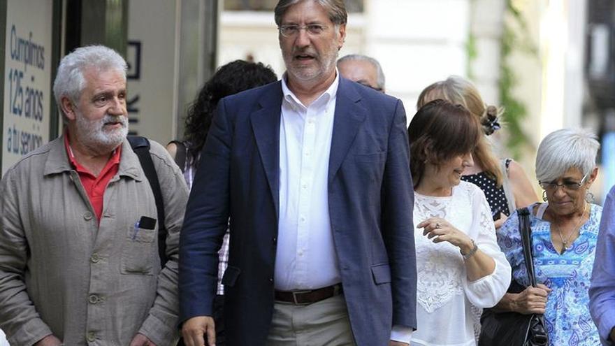 Pérez Tapias trabajará por una alternativa de izquierdas pero fuera del PSOE
