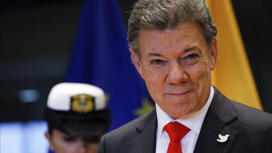 Bélgica felicita a Santos por el proceso de paz y ofrece ayuda a Colombia