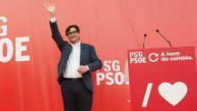 Del gabinete de crisis a reclamo del PSOE en las campañas vasca y gallega: Salvador Illa se va de mitin