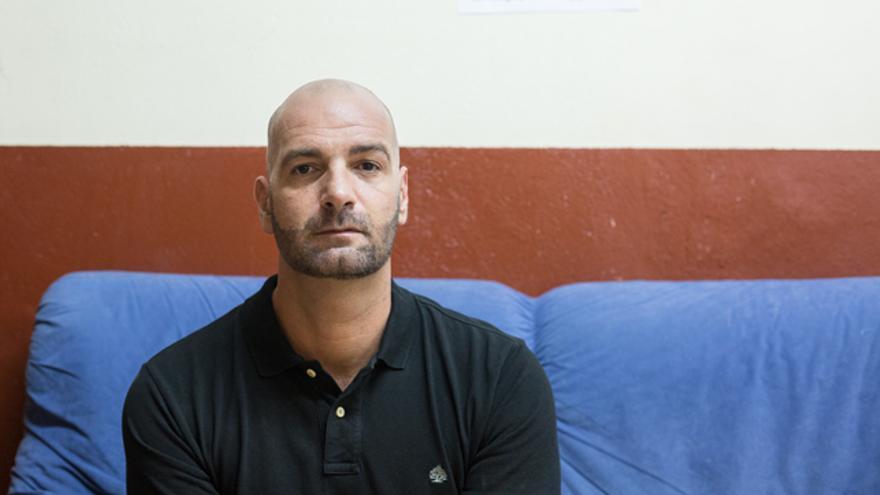 Juan Diego Ramos, coordinador de Somos LGTB + Aragón.