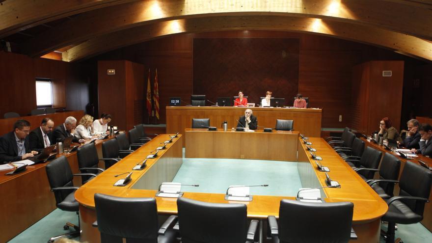 Comparecencia del director general de Asistencia Sanitaria del Gobierno de Aragón, Manuel García Encabo
