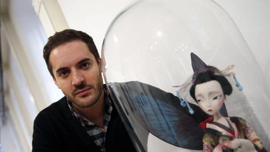 Benjamin Lacombe presenta una muestra con sus mejores dibujos en Madrid