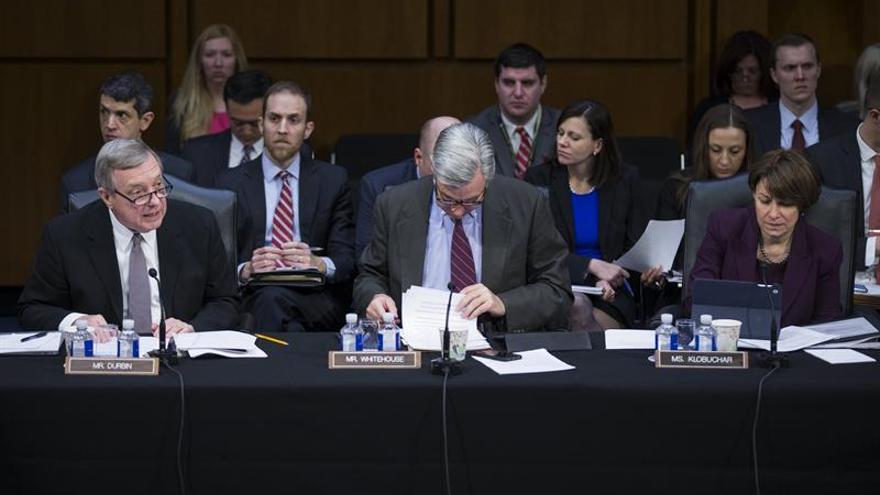 Comité del Senado de EEUU aprueba a Gorsuch como nuevo juez del Supremo