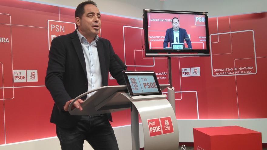 """PSN critica que Esparza """"sólo cuestione de Vox que no quiera autonomías, pero no su xenofobia"""""""