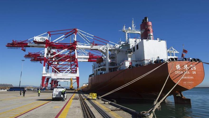 Barcelona ofrece a Panamá ser su puerto de entrada al Mediterráneo europeo