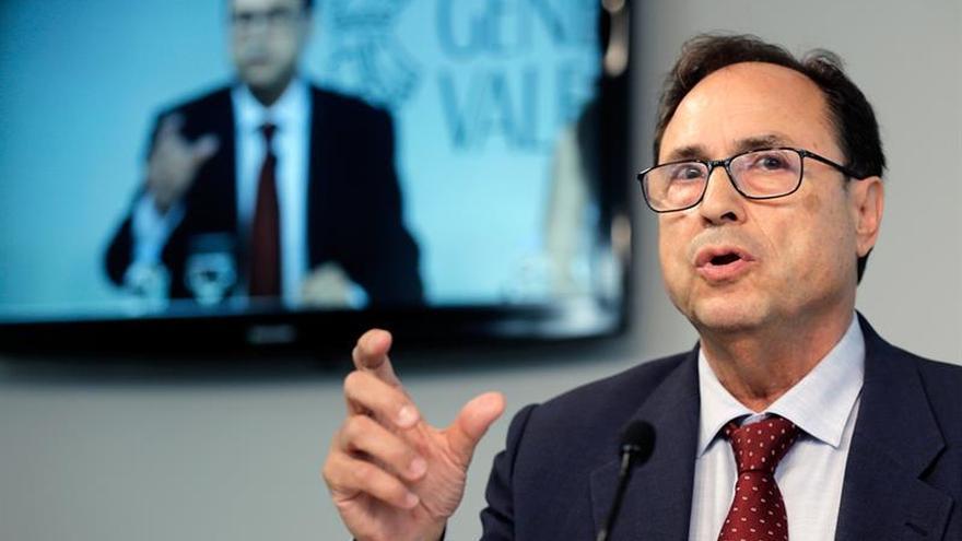 El Gobierno valenciano pide un fondo de compensación o incumplirá el déficit