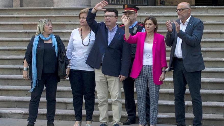 Nuet alega ante la juez que no es independentista, sino demócrata