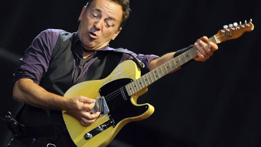 Bruce Springsteen se unirá a Bill Clinton en un acto en favor de Obama